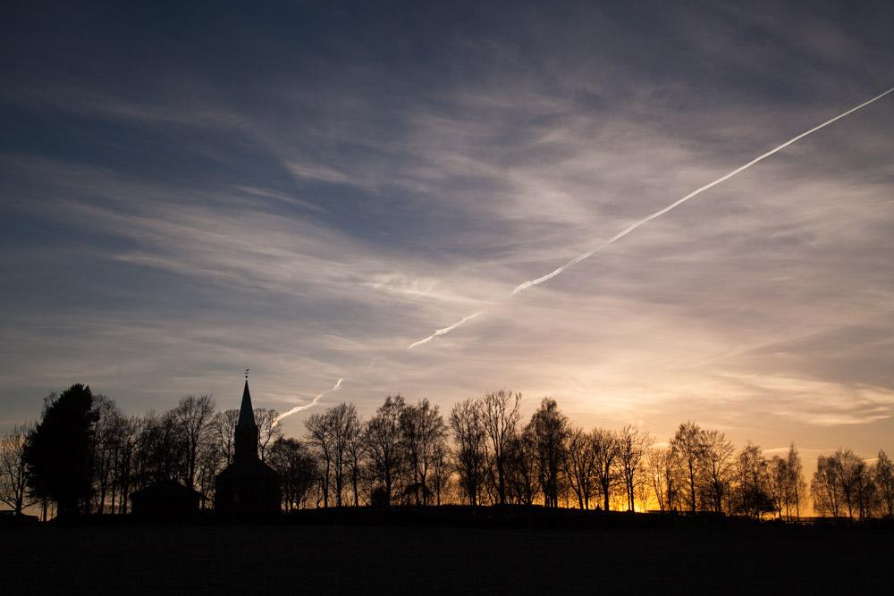Direct line to God. Photo: John Einar Sandvand